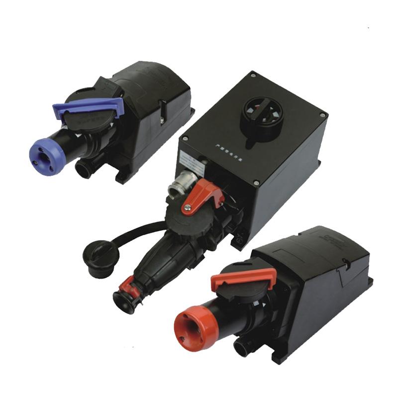 BCZ8050  防爆防腐插接装置