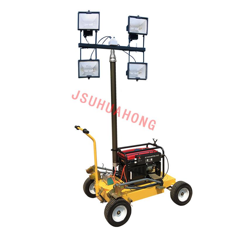 HMF951-Q  大型自动升降移动照明车