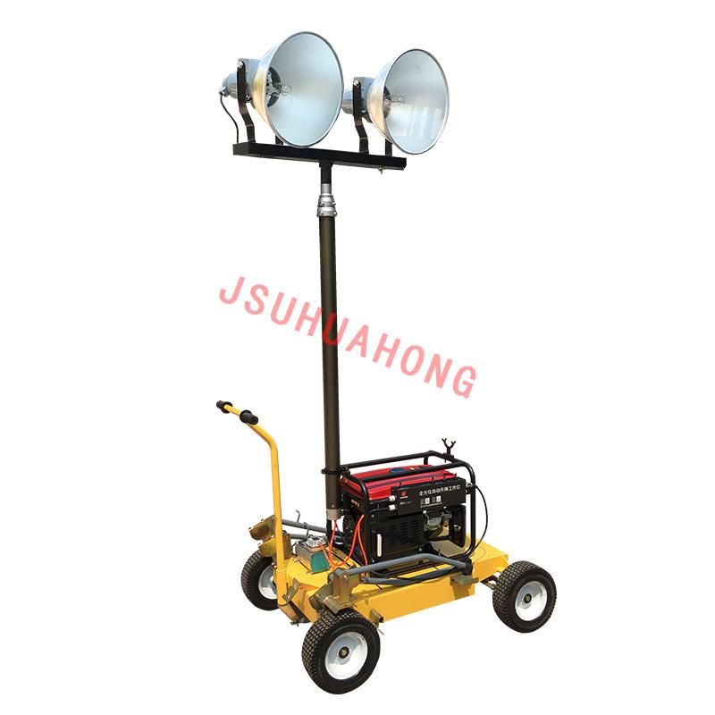 HMF953-Q  大型自动升降移动照明车